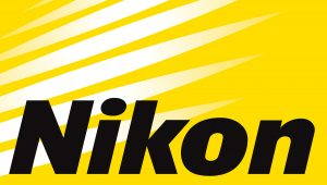 Nikon logo icon brand marque merk Still SLR DSLR cameras, binoculars monoculars, telescope, laser rangefinder precision equipment, microscopes, ophthalmic lenses instrumental products