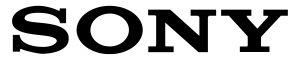 sony logo icon brand marque merk video camera professional photography lenses