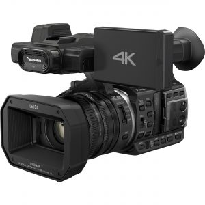 PANASONIC-4K-Ultra-HD-Camcorder-HC-X1000-Video-Camera-SD-PS-HCX1000-Camcorders-4K-front white