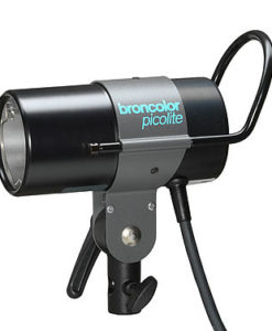 Broncolor Picolite 1600 w sec extra lamphead strobe lighting power pack heads BR PICOLITE 32.021.XX