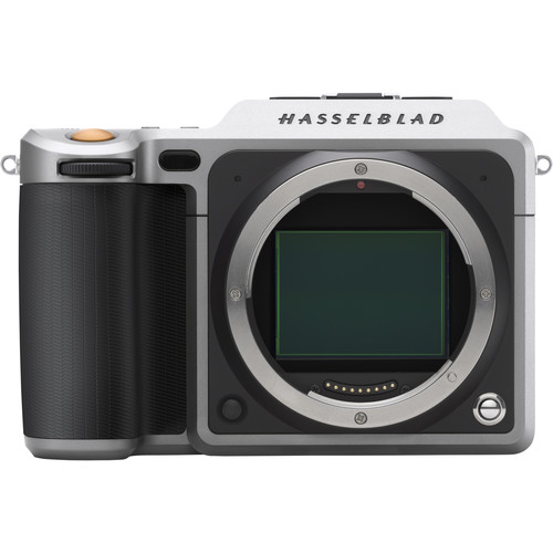 H-3013901 Hasselblad X1D-50c Spiegelloze mediumformaat Digital Camera (Body Only) HS X1D 50MP 43.8 x 32.9mm CMOS X system
