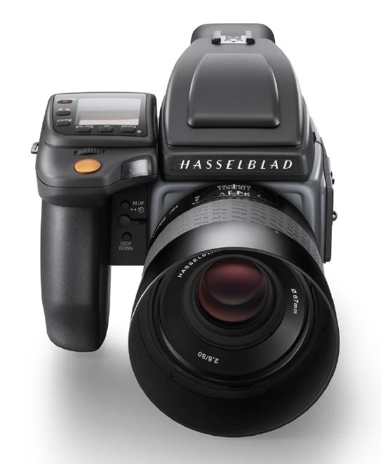 Hasselblad H6D-100c 50c Body Only - Mediumformaat DSLR camera met wifi H-3013742 HS H6D 100c 50c full hd