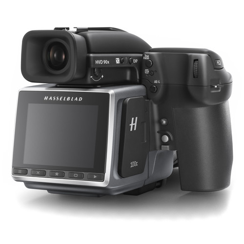 Hasselblad H6D-100c Body Only – Mediumformaat DSLR camera met wifi H-3013742 HS H6D 100c