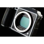 Hasselblad X1D-50c Spiegelloze mediumformaat Digital Camera (Body Only) H-3013901 HS X1D 50MP 43.8 x 32.9mm CMOS X system lens hole