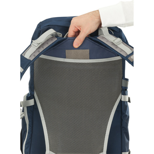 LP36448 Lowepro Rover Pro 45L AW Galaxy Blue Light Grey Photography backpack  LP ROVER adaptable back 64b686a2afffe