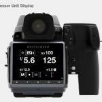 Sensor unit display Hasselblad H6D-100c 50c Body Only – Mediumformaat DSLR camera met wifi H-3013742 HS H6D 100c 50c full hd