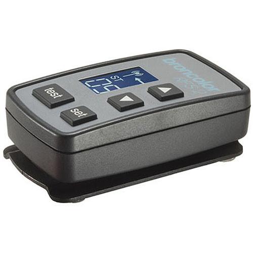 broncolor RFS 2.1 Transceiver (Transmitter kit) remote controller Radio & Infrared Transmitters 36.133.00 BR RFS21 side fpimagine