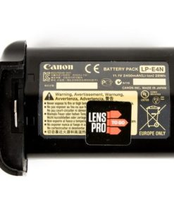 CANON BAT LP-E4 1DX RENTAL