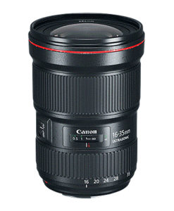 CANON EF 16-35mm f/2.8L III USM RENTAL