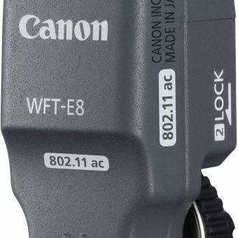 CANON WIFI TRANSMITTER WFT E8 RENTAL
