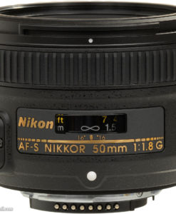 Nikon 50mm f 1.8 AF-S RENTAL
