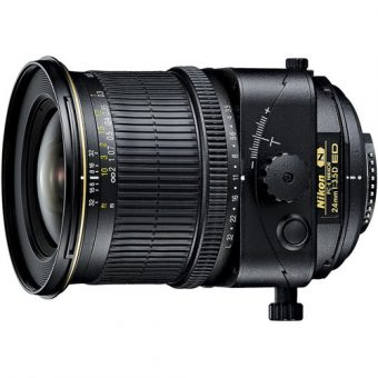 Nikon PC-E 24mm f 3.5 ED Tilt & Shif RENTAL