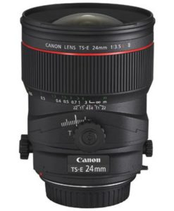 canon 24mm tilt shift