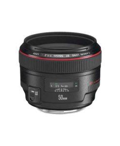 Canon EF 50mm F1.2 L USM, huur, verhuur, te huur, huren, location, fpimagine