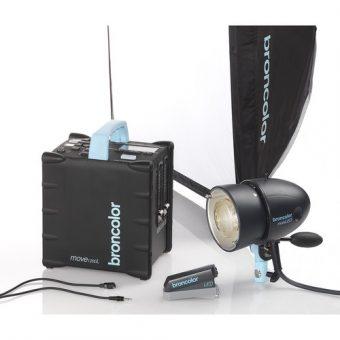 BRONCOLOR Move 1200 L Outdoor kit 2 RENTAL