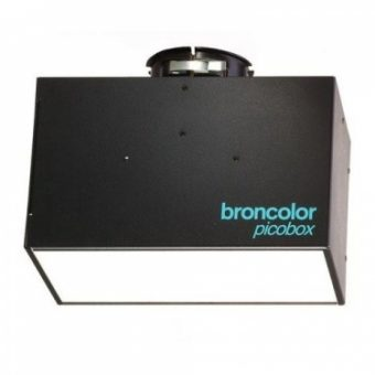 BRONCOLOR Picolite softbox RENTAL