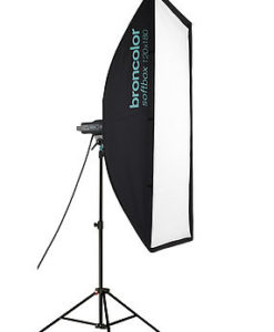 BRONCOLOR Softbox 120 x 180 cm RENTAL