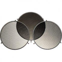 Broncolor Honeycomb 3 Grid Set for L40 Reflector RENTAL