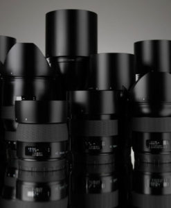 Hasselblad lens