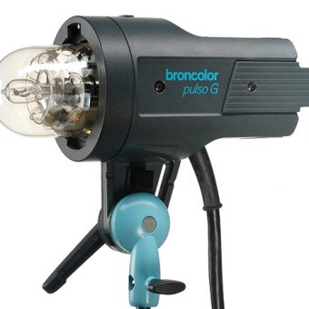 BRONCOLOR PULSO G4 flash 3200 w/sec RENTAL