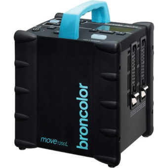 BRONCOLOR MOVE 1200 L fpimagine sales rental