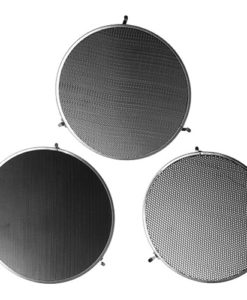 Broncolor Honeycomb Grids for P65, P45, P 50 PAR Reflectors - Set of 3