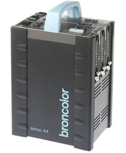 Broncolor Senso A4 2400 RFS 2 Power Pack