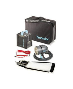 Broncolor Senso kit 21 RFS with 1 head and A2 1200 RFS 2 Power Pack