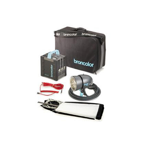 Broncolor Senso kit 21 RFS with 1 head and A2 1200 RFS 2 Power Pack fpimagine