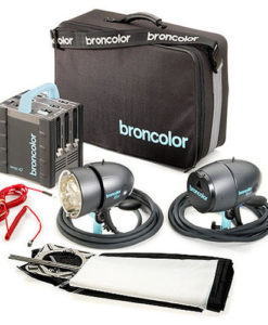 Broncolor Senso kit 22 RFS with 2 heads and A2 1200 RFS 2 Power Pack