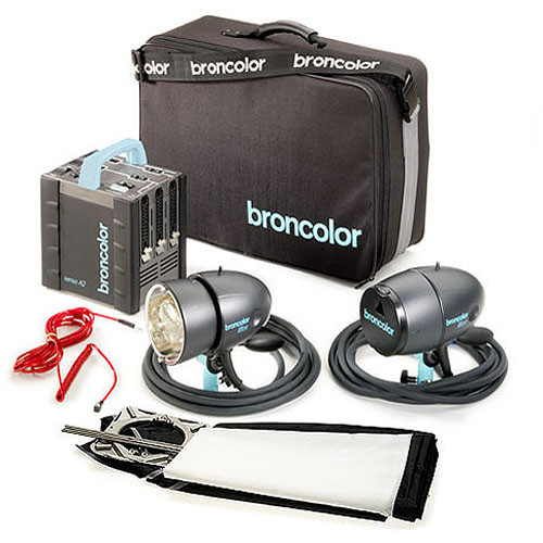 Broncolor Senso kit 22 RFS with 2 heads and A2 1200 RFS 2 Power Pack fpimagine