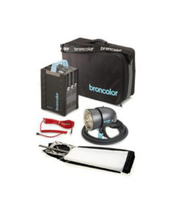 Broncolor Senso kit 41 RFS with 1 head and A4 2400 RFS 2 Power Pack