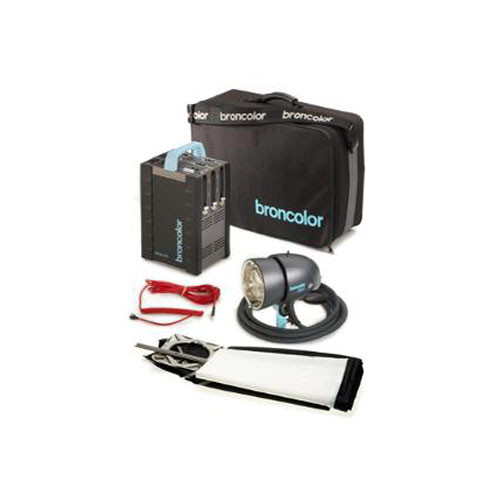 Broncolor Senso kit 41 RFS with 1 head and A4 2400 RFS 2 Power Pack fpimagine
