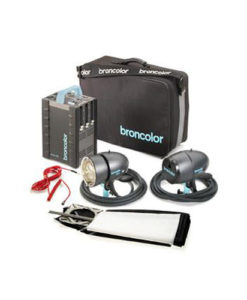 Broncolor Senso kit 42 RFS with 2 head and A4 2400 RFS 2 Power Pack