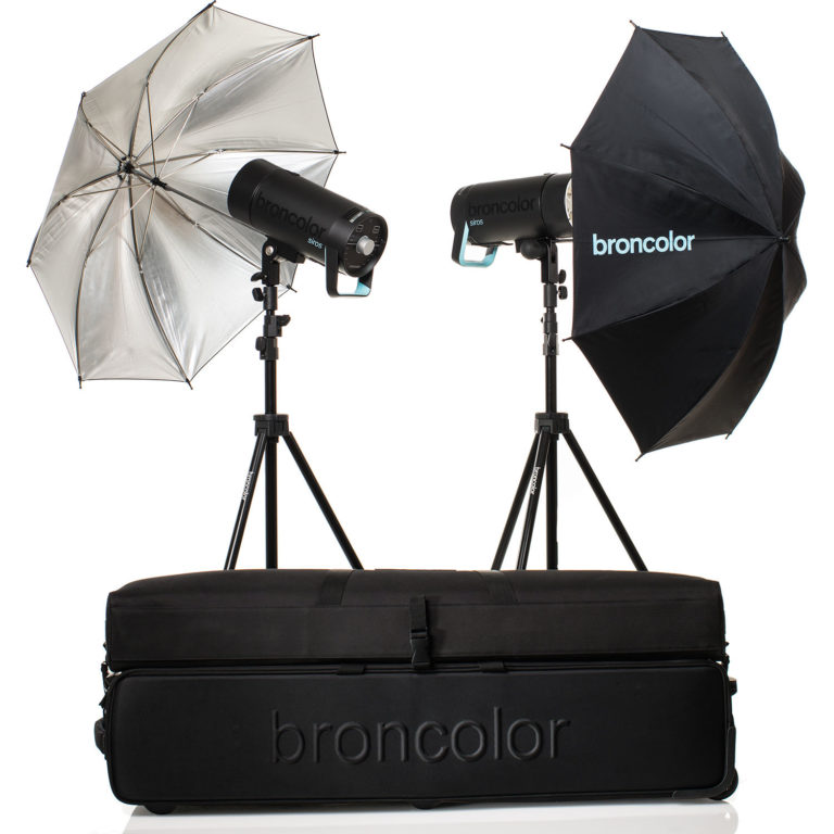 broncolor Siros basic kit sales rental fpimagine 1