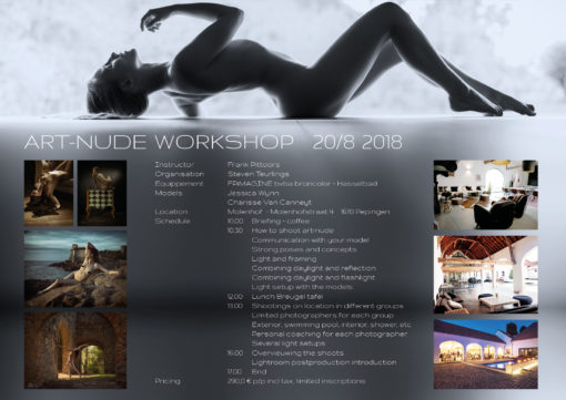 Art-nude workshop 2 Frank Pittoors 20 8 2018