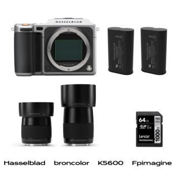 Fpimagine X1D - cashback hasseblad broncolor k5600